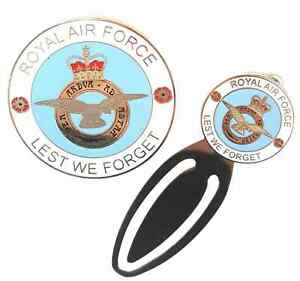 RAF-Royal-Air-Force-Military-Crested-Commemorative-Collectors-Coin-And-Bookmark