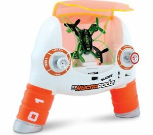 BLADEZ-BTSNX001-Mycropodz-Gyro-Quadcopter-Drone-with-Controller-Green