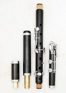 Professional-NEW-FLUTE-D-TONE-AFRICAN-BLACK-WOOD-WITH-6-KEYS-WITH-HARD-BOX