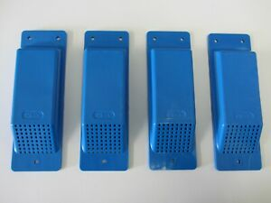 SHIPPING-STORAGE-CONTAINER-AIR-VENTS-LIGHT-BLUE-X-4-034-EASY-FIT-034-FREE-DELIVERY