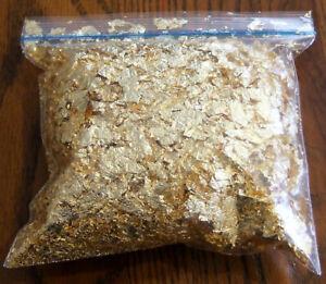 1 Gram Gold Leaf Flake Best Price on Huge Beautiful Flakes