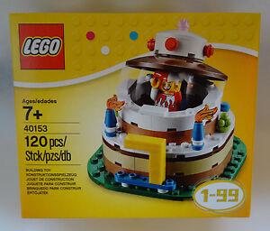 Image Is Loading Lego Set 40153 Birthday Cake Party Table Decoration