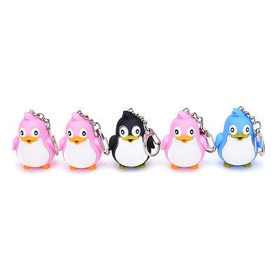 /'Baby Penguin/' Keyring LED Torch KT00016283
