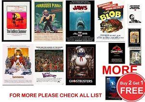 A1 A3 Godzilla Vintage Movie Poster A2 A4 sizes