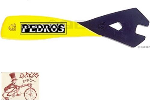 PEDRO/'S 13mm CONE WRENCH BICYCLE TOOL
