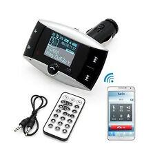 """Pantalla LCD de 1.5"""" coche reproductor de MP3 Bluetooth Manos Libres Transmisor Fm Modulador"""