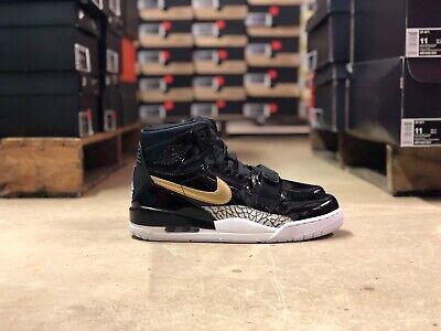 Nike Air Jordan Legacy 312 Mens Basketball Shoe BlackGold AV3922 007 NEW Multi   eBay