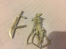 Tomb Kings Ushabti Crocodile Great Weapon METAL OOP