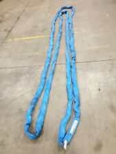 Endless Round Lifting Sling 30 Feet 42400 Lbs Crane Rigging Hoist Wrecker Strap