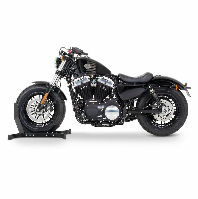 ConStands Motorrad Montageständer Wippe Vorderrad  Easy Plus C-Ware