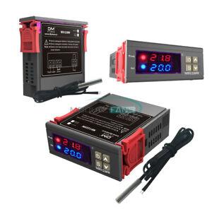 Dual-Display-AC110-220V-DC12V-72V-10A-MH1220W-Temperature-Controller-Thermostat
