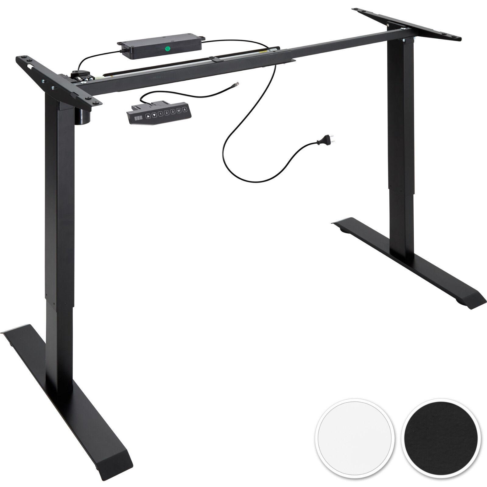 Tischgestell Bürotisch Schreibtisch Tisch Gestell elektrisch höhenverstellbar