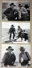 """{Set of 6} Butch And Sundance: The Early Days 8x10"""" Movie Og B&W  Photos 70s"""