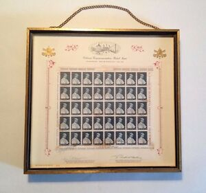 1964-1965-New-York-World-039-s-Fair-Vatican-Commemorative-Postal-Stamp-Issue