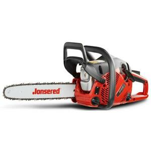 NEW-Jonsered-16-034-Chainsaw-CS-2240-Clean-Power-Engine-40-6CC-Quick-Adjust