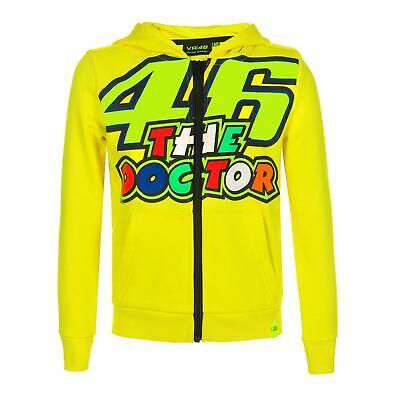MotoGP Valentino Rossi Kids Sun and Moon HoodieNavy2019 Season