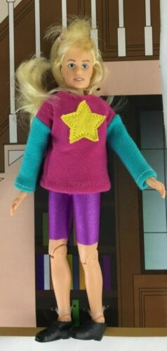 "Stephanie Tanner Full House Mego Classic 7/"" Action Figure New Jodie Sweein  Doll"