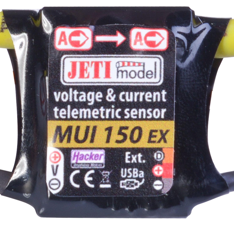 Duplex 2.4ex Mui 150 Tensión Sensor de Flujo Jetimodel Jex-Mui-150 80001304 8203