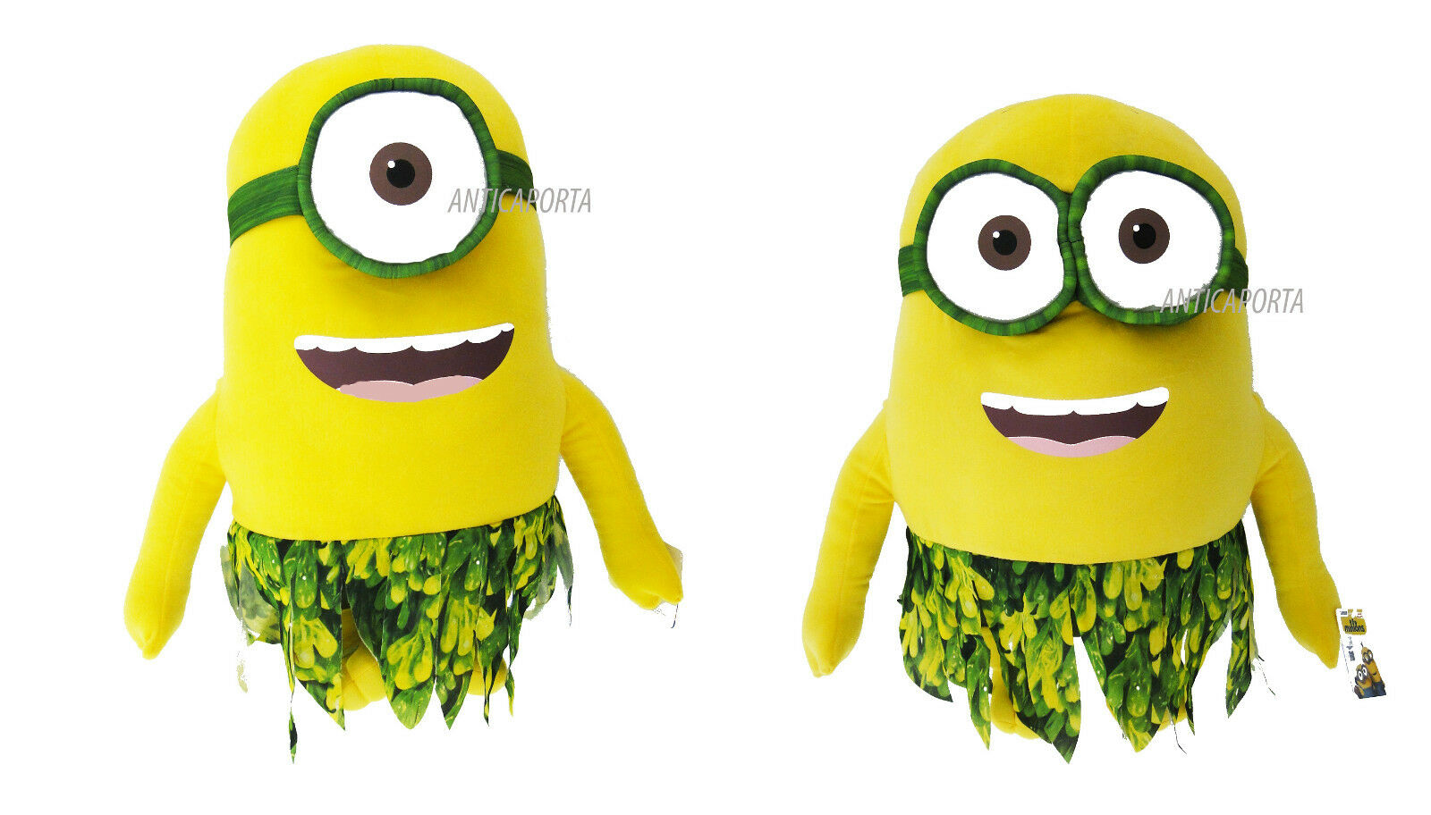Soft toy Minions Film 2015 A Natural dresses Nature Bob Stuart Huge 62 cm