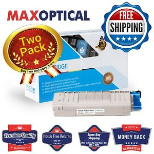 Max-Optical-2Pack-Oki-Compatible-C711-C711dn-44318604-BLK