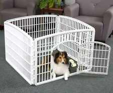 Pet playpen Exercise Pet Crate Cage Dog Kennel Puppy Travel Pen FREE SHIP HOT $$