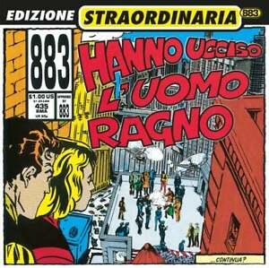 883 – Hanno Ucciso L'Uomo Ragno Nuovo LP Doppio Vinile Sigillato