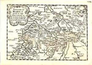 Antique-map-Royaume-de-Maroc-divise-en-sept-Provinces