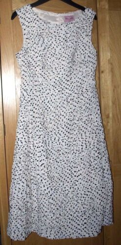 10 Excellent Eight Condition Textured Size Dress Phase Women's aq6XW1