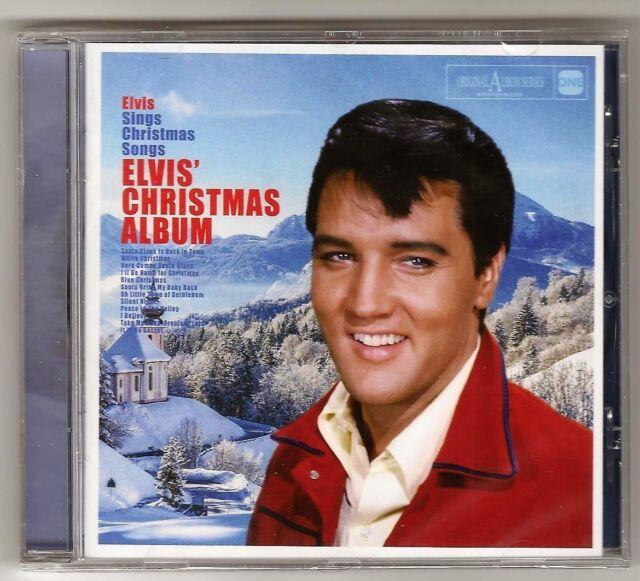 Elvis Christmas Album.Elvis Christmas Album Elvis Presley Cd