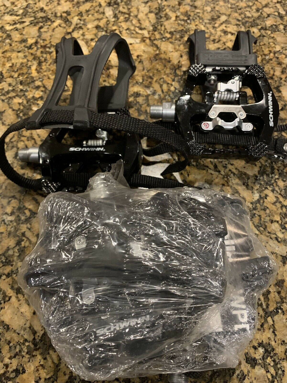 Spin Bike Pedal With Clip & Cage For Volume Pricing Send Me A Message