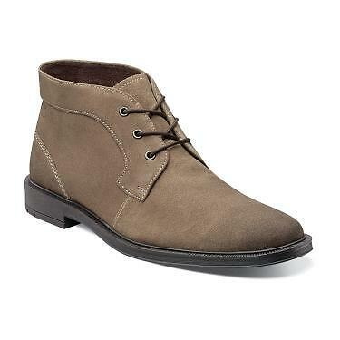 Stacy Adams Men's Dabney Plain toe chukka Sand Boots 24977-269