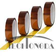 4rolls Tape Sublimation Press 10mm X 30m100ft High Temperature Heat Resistan