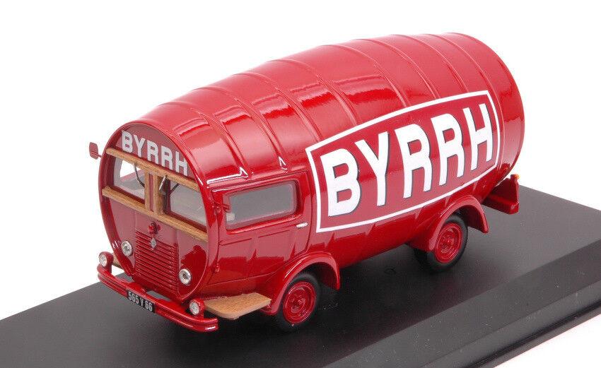 Camion Le Tonneau Byrrh 1953 1 43 Model PROVENCE MOULAGE