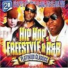 Various Artists - Hip Hop, Freestyle & R&B Platinum Classics (Remixes, 2012)