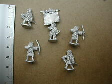 4508 EAGLE ARCHERS HQ /6 FIG 15MM/WARLORDS OF THAIN/BARBARE/BARBARIAN/DEMONWORLD