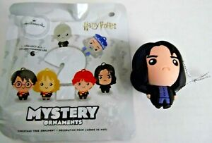 Severus-Snape-RARE-Hallmark-Series-1-Harry-Potter-Mystery-Ornament-Christmas