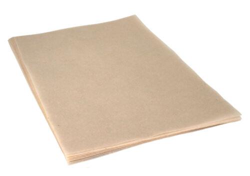12,5 Kg Pergament Ersatz Einschlagpapier Ökoplus 50 x 75 cm 1//2 braun öko bio