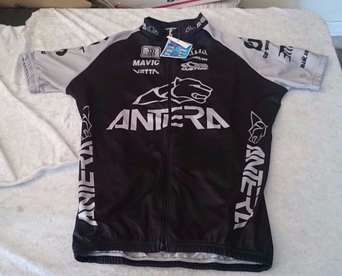 Jersey Cycling Vintage NEW NWT Biemme  Antera Michelin Mavic Selle Italia Vetta  counter genuine