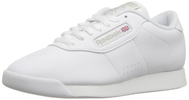 Bandido Alcanzar Agnes Gray  Reebok Princess Wide D Womens Classics Shoe White 12 for sale online | eBay