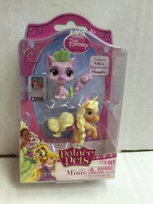 Principesse Disney Palace Pets Rapunzel PAMPER /& BEAUTY SALON MIB 2013