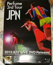 Perfume 3rd Tour JPN 2012 Taiwan Promo Poster