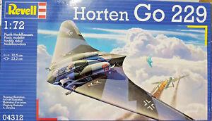 Horten-Go-229-Revell-Kit-1-72-04312-Nuovo