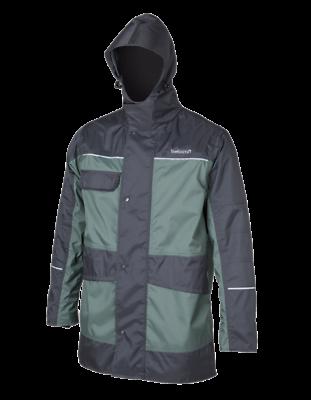 Marchio Di Tendenza Betacraft Iso-940 Parka Rainwear Cappotto Giacca 9014 S-4xl (ch)-mostra Il Titolo Originale