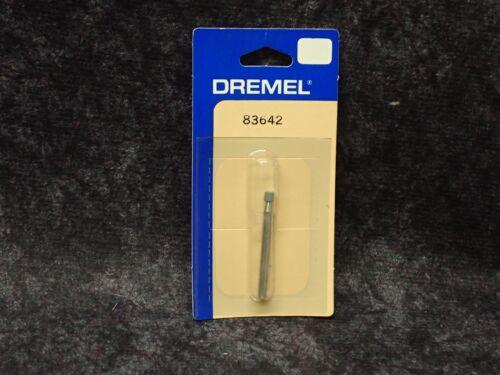 NEW DREMEL Part No 83642 Rotary Tool CARVE GRIND POLISH DEBURR Bit NOS