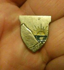 Judaica Israel IDF North Command Carmeli Division Badge 1948
