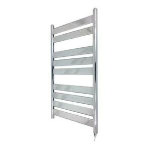 "500 Mm X 950 Mm ""kaiser"" Chrome 300 W Fixe Temp Electric Serviette Rail & Element-afficher Le Titre D'origine"