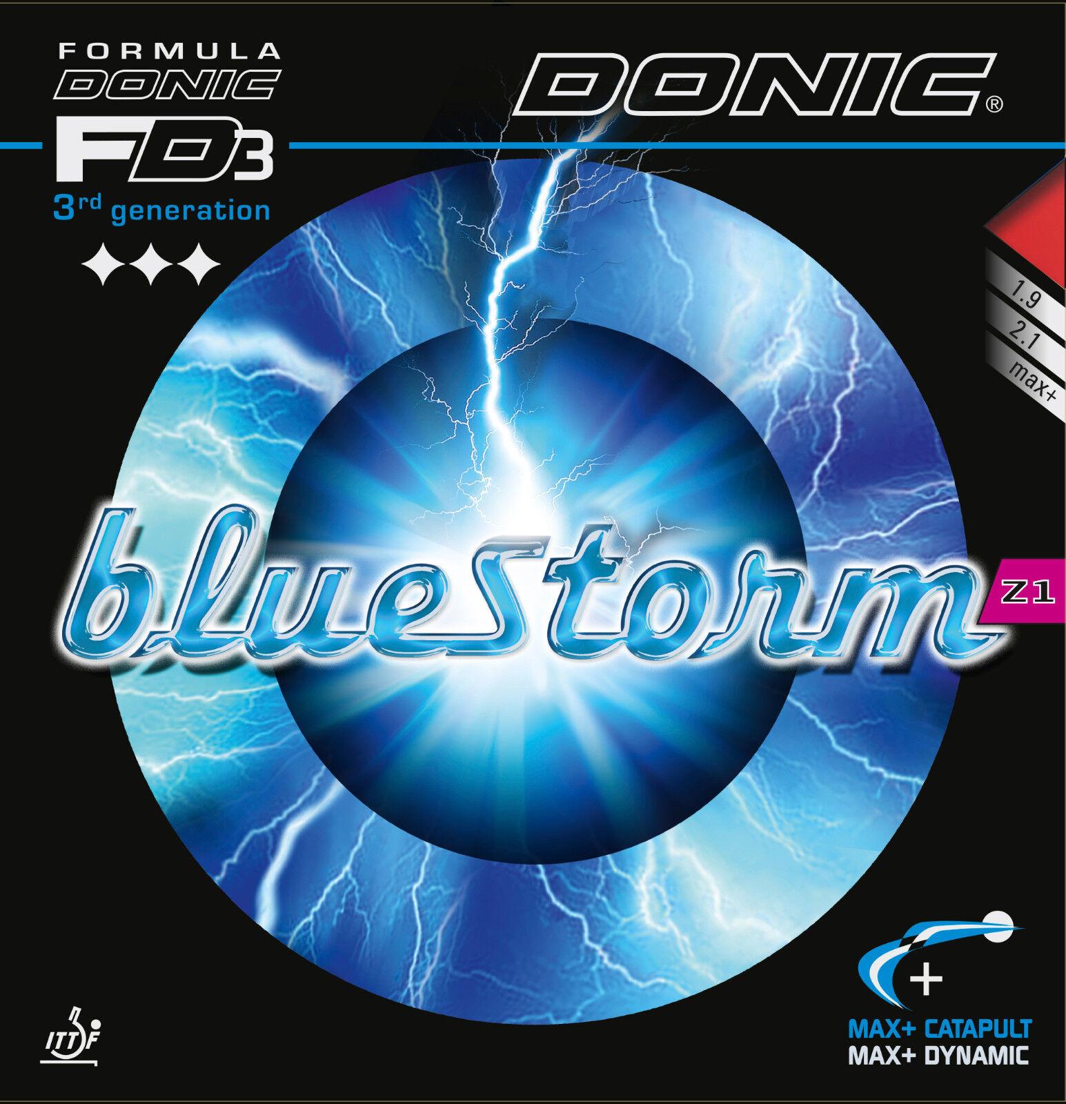 DONIC Blaustorm Z1 max+ schwarz NEU     OVP  | Outlet  | Klein und fein  | Fierce Kaufen  944022