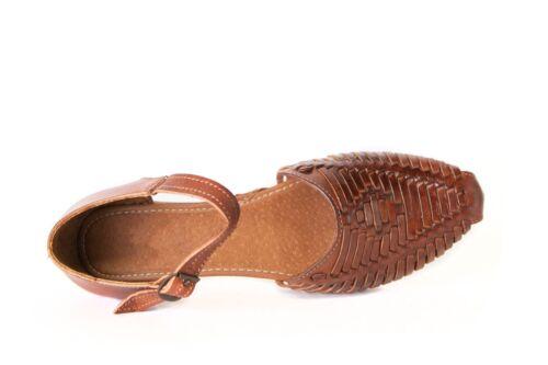 Women/'s MEXICAN SANDALS ESPECIAL FLATS Chedron Huarache Sandals LMS1123