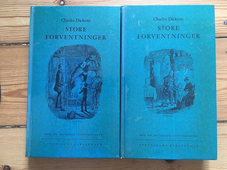 Store forventninger, Charles Dickens, genre: roman