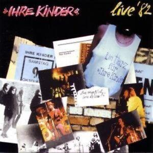 Their-Kinder-Live-039-82-1LP-Vinyl-KrautRock-Klassiker-2008-Ear-Mushroom